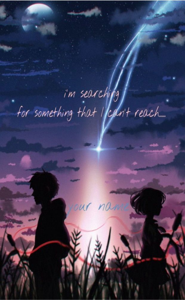 Ten Stereotypes About Your Name Anime Wallpaper That Arent Always True Your Name Anime Wallpaper Http Anime Wallpaper Anime Scenery Wallpaper Your Name Anime