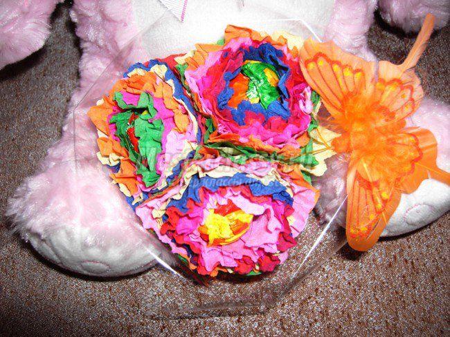 Детские подарки из конфет