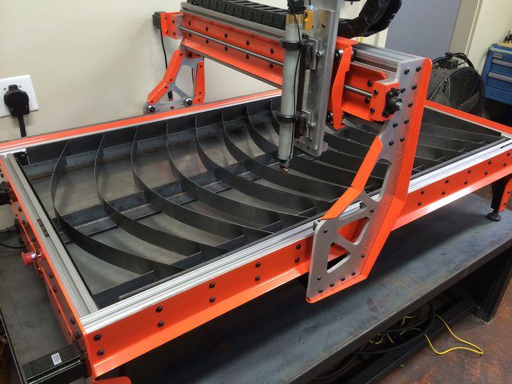 New Machine Build Grunblau Rustbelt Platform Cnc Build