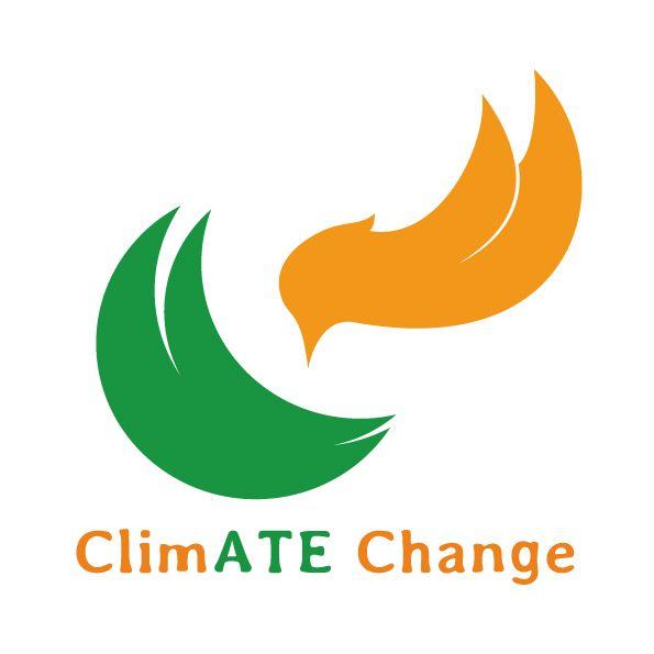 Francesco Di Benedetto, studente Grafica Pubblicitaria Accademia Cappiello #climate #logo #grafica