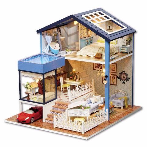 Seatle House Miniature