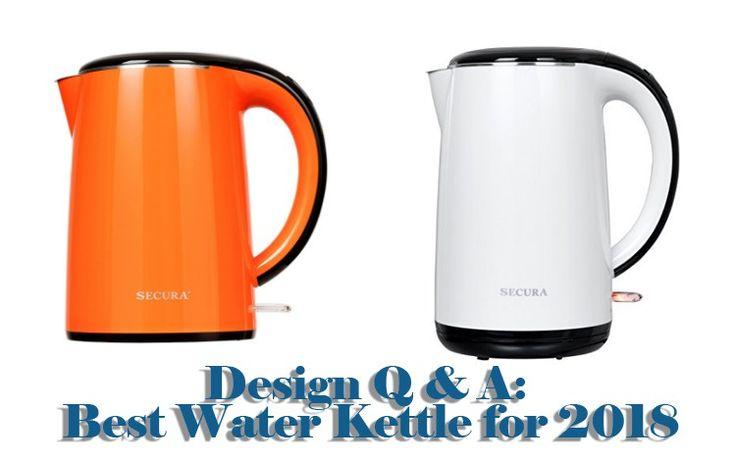 Americas Test Kitchen Tea Machine