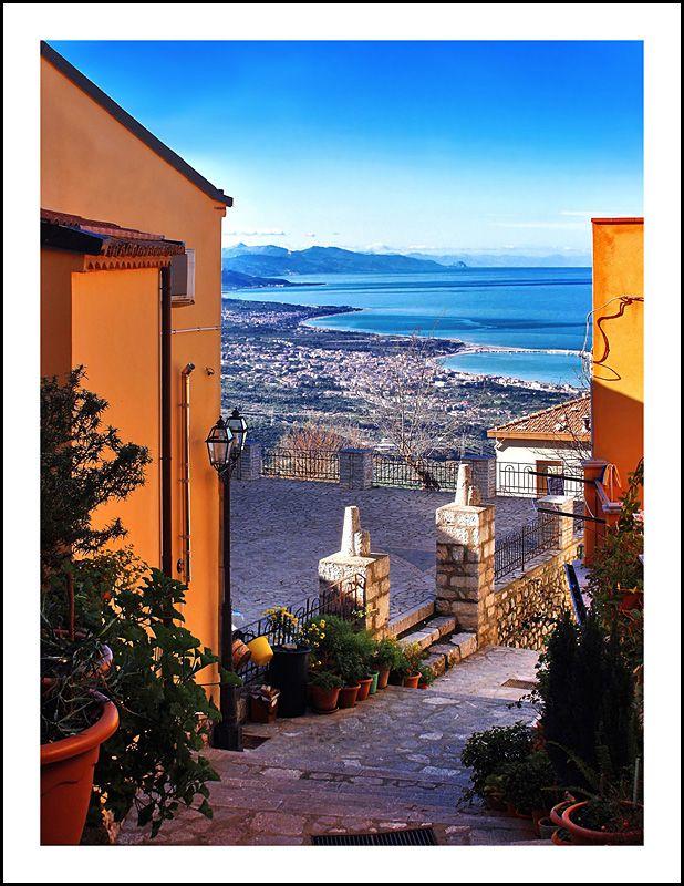 Per le strade di San Marco - San Marco di Alunzio, Messina: Italiaterra Mia, Photo