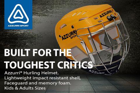Azzurri Sport GAA Helmet