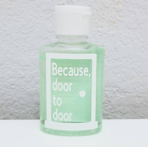 These Cute And Portable Door To Door Hand Sanitizers Are The