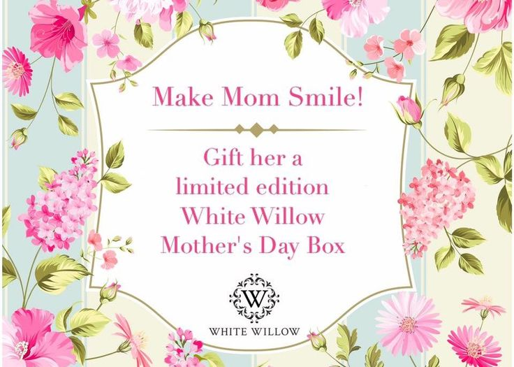 White Willow Box Limited Edition Mother's Day Box Now Available https://www.ayearofboxes.com/featured/white-willow-box-limited-edition-mothers-day-box-now-available/