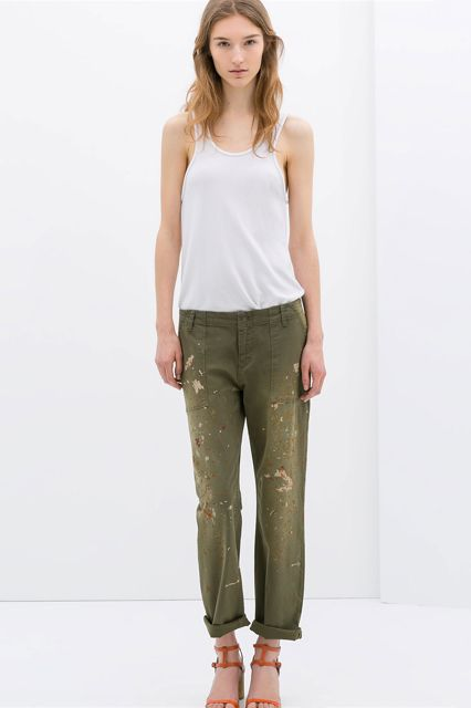 17 Best Images About Pants On Pinterest Woman Clothing Capri And Madewell