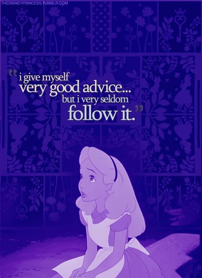 #quotes aliceinwonderland