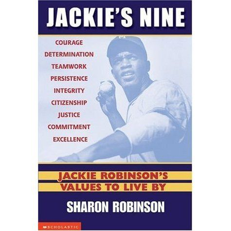 This inspiring collection pays tribute to baseball legend and civil rights hero Jackie Robinson. Jackie-s daughter, Sharon, acts as a per...by Sharon Robinson