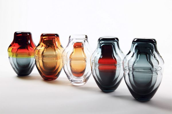 Babushka, by the Finland based glass designer Heikki Viinikainen.