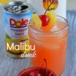 *Get more RECIPES from Raining Hot Coupons here* *Pin it* by clicking the PIN button on the image above! Repin It Here It's almost Summer time…and you know what that means, lots of yummy, refreshing drinks for a hot summers day. This next Malibu is sweet and refreshing and full of flavor. Enjoy… Malibu Drink …