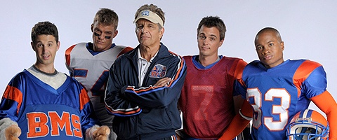 Blue Mountain State-not sure why...but i love this show!