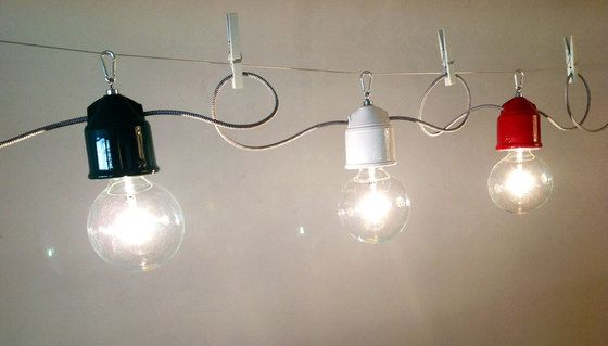 General lighting | Suspended lights | Novecento | Toscot | Colin.