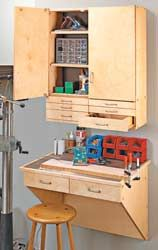 14 Work Surface Expansion Plans: Workstations, Carts and Worktables |