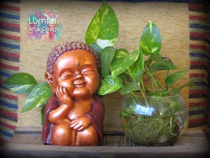 Buda Amor 18x12 cm