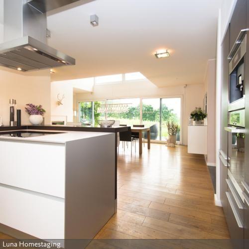 Offene Kuche Mit Wohnzimmer. offene küche und wohnbereich in ...