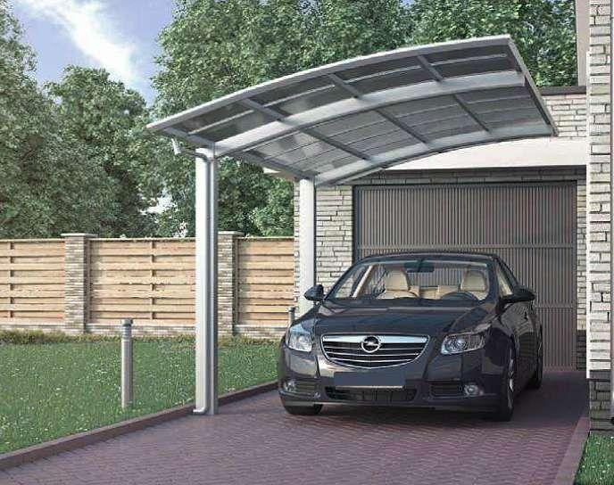 Design Carport Portoforte Typ 60 Carport Aus Aluminium Carport Preise Ximax Carport