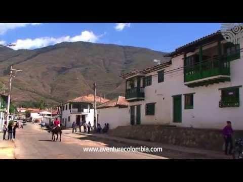 VILLA DE LEYVA, pueblo colonial patrimonio de Boyaca Colombia - YouTube