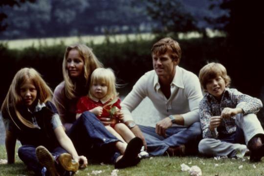Shauna, Lola, Amy & James
