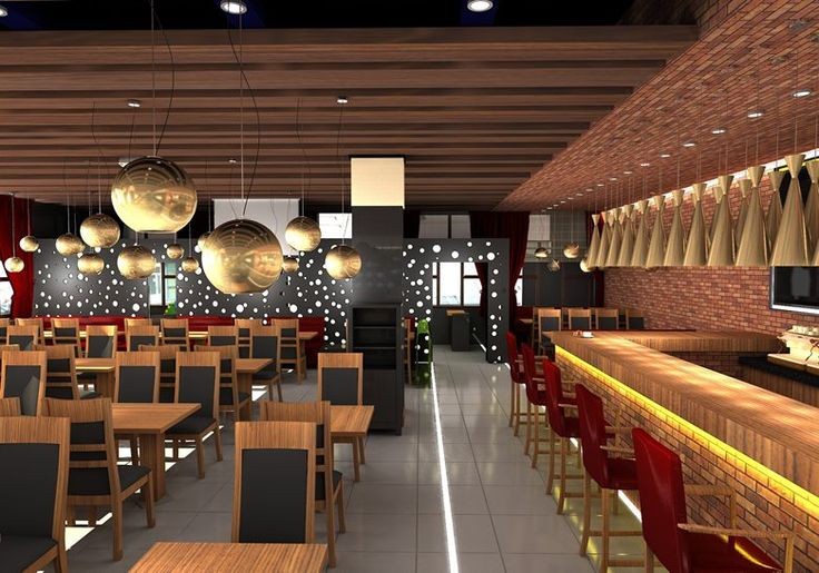 Restaurant Design, Iğdır, 2014 - AYDIN UÇAR