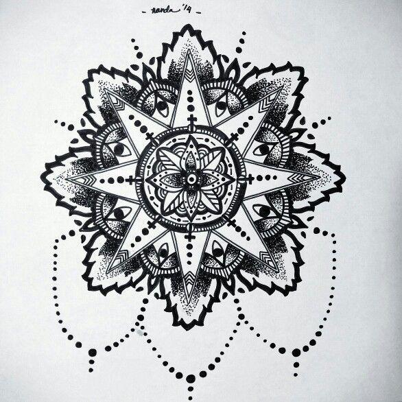 Mandala  Follow my IG: @hollananda