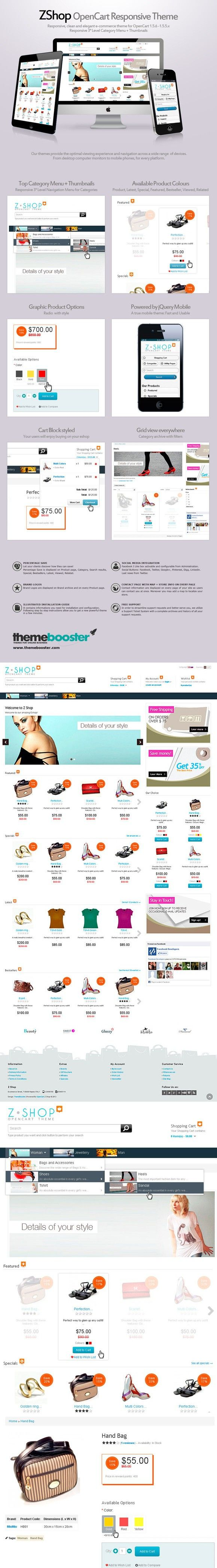 48 best OpenCart Themes images on Pinterest
