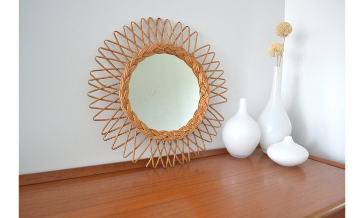 17 best images about miroir soleil on pinterest antiques house tours and brocante - Miroir de sorciere ...