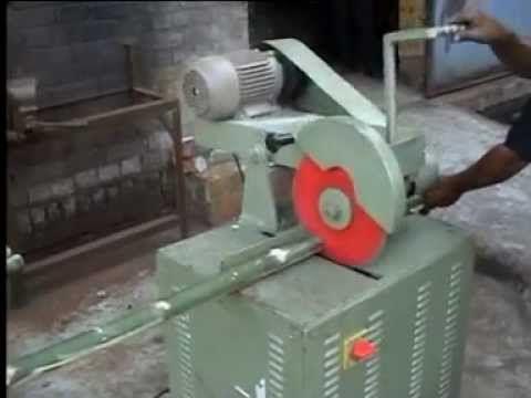 Bamboo Machinery - YouTube