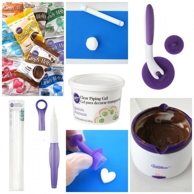 Wilton Candy Clay Making Supplies