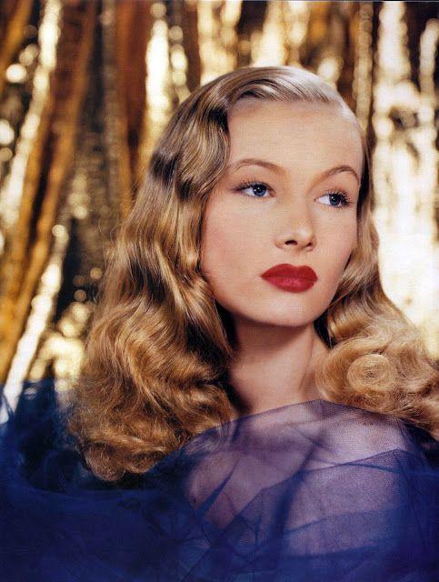 1940's Veronica Lake.