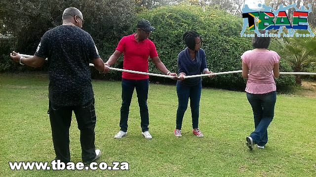 Marble Motion Team Building Activity