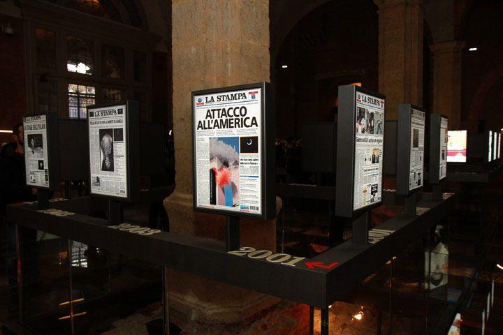 Palazzo Madama, La Stampa fotografa un'epoca. 500 fotografie per raccontare 150 anni di storia del quotidiano.