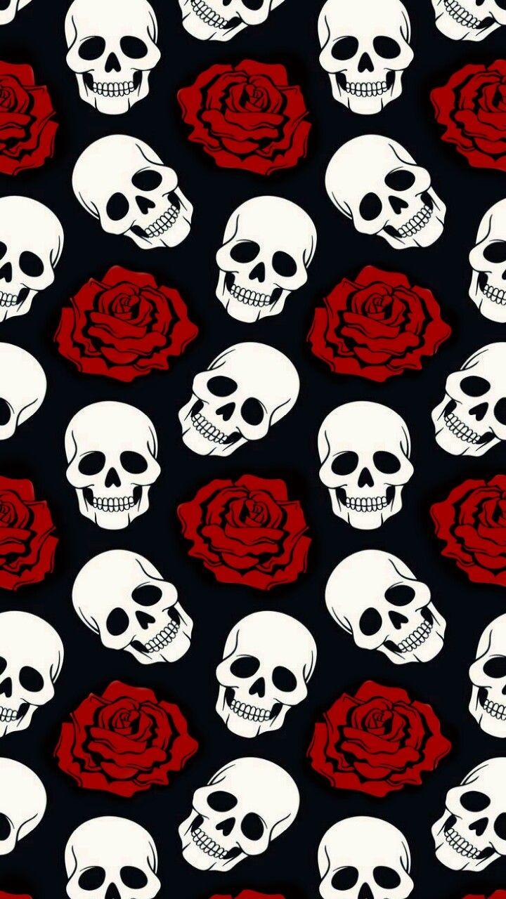 Cranios Background Skull Wallpaper Skull Art Wallpaper Iphone Cute