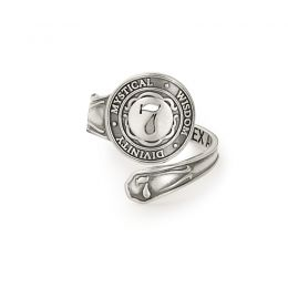 Does the number 7 mean something to you? Every number has it's own unique meaning! Shop the Number 7 Spoon Ring at ALEX AND ANI!
