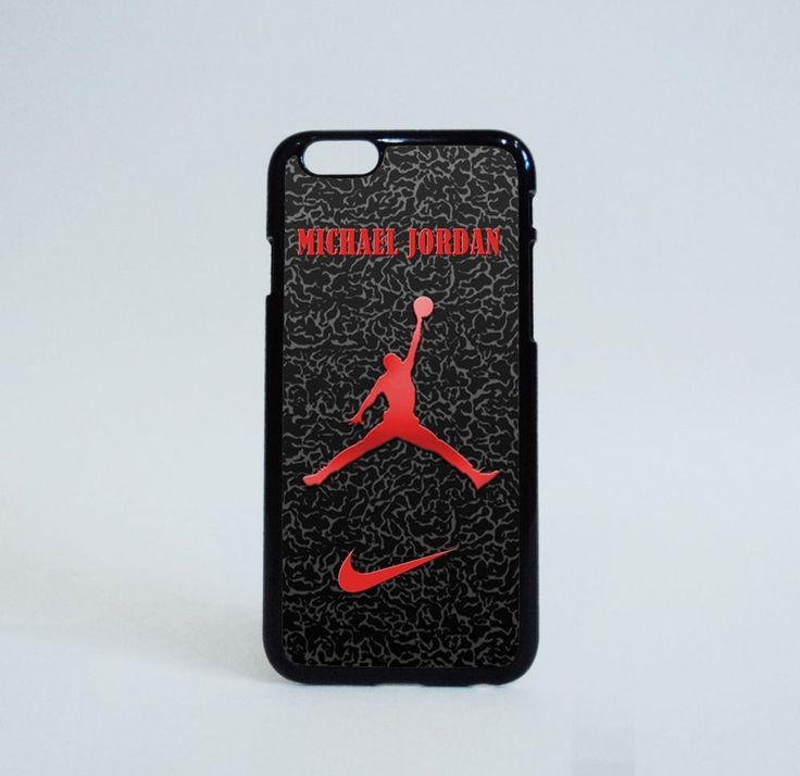 Air Jordan Cases Custom iPhone 6 Case Print on Hard Plastic #Unbranded