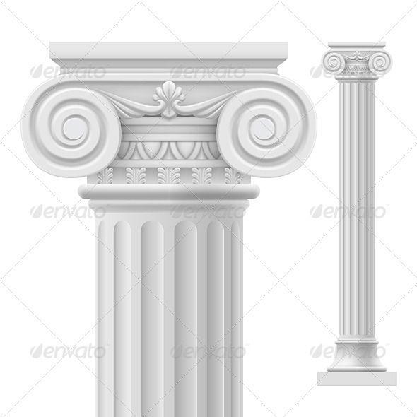 25 best ideas about roman columns on pinterest column Decorative colums