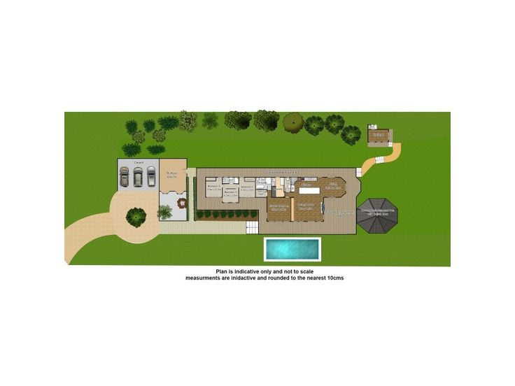 1443 Congewai Road, Congewai NSW 2325 Floorplan