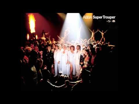 ABBA - Super Trouper (Instrumental Version) - YouTube