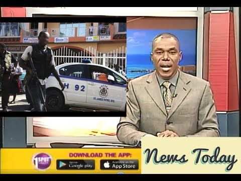 Jamaica Midday  News  (July -14 -2017)-News At Moon-CVM TV-Jamaica Radio-News Today - YouTube