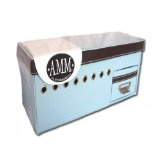 Uptown Chic Ribbon Chest Blue (Kitchen)By cheapdealsstore
