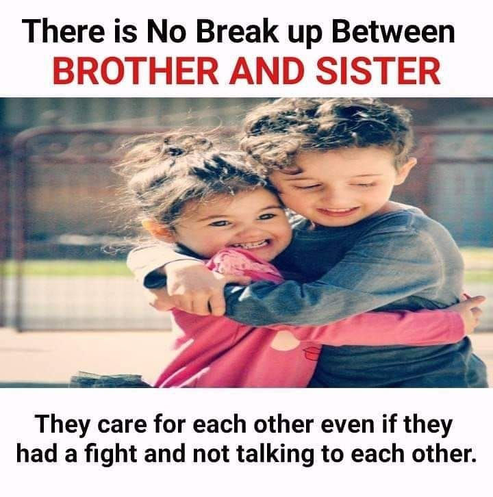 Tag Mention Share With Your Brother And Sister Brother Sister Quotes Sister Love Quotes Big Brother Quotes