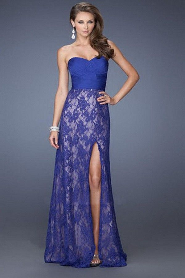 Mejores 152 imágenes de Prom Dresses en Pinterest   Vestidos de dama ...