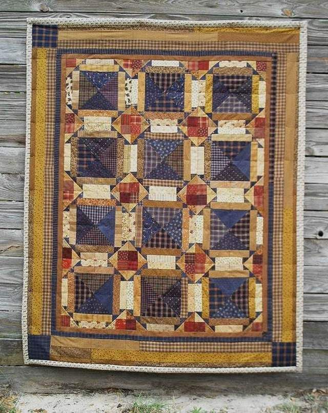 Barn Mischief By Primitive Pieces By Lynda Quilting Of