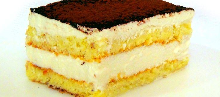 Все гениальное - просто и легко. Бисквитные коржи + сливочно-творожный крем + какао = бесподобный вкус.