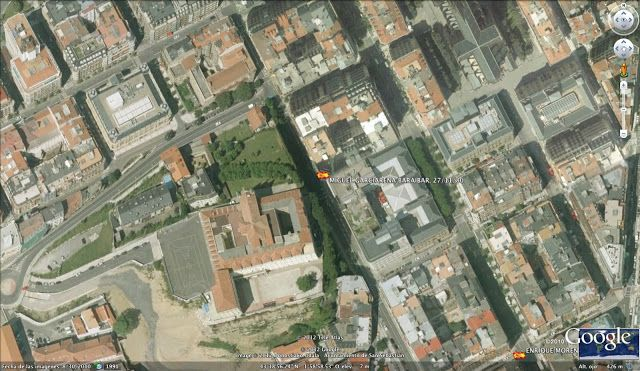 El Mapa del Olvido: El Mapa de los Asesinatos de ETA: MIGUEL GARCIARENA BARAIBAR ETA, San Sebastián, Donostia, Guipúzcoa, Gipuzkoa, España, 27/11/80