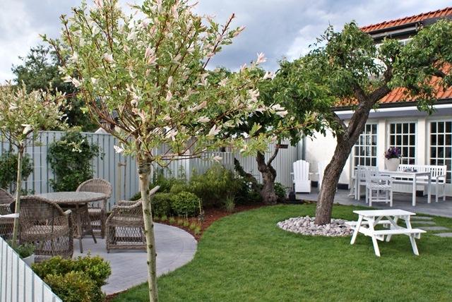 Trädgård /uteplats