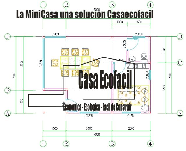 Mini casas prefabricadas de drywall casas pinterest - Mini casas prefabricadas ...