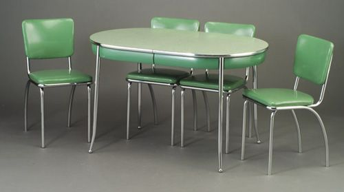 756 Best Images About Old 40 50 39 S Table Sets Medal Chairs On Pinter