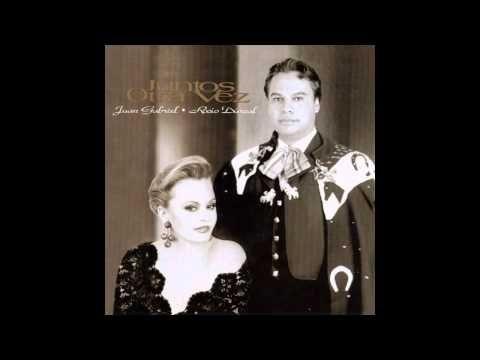 Rocio Durcal y Juan Gabriel - El Destino - YouTube