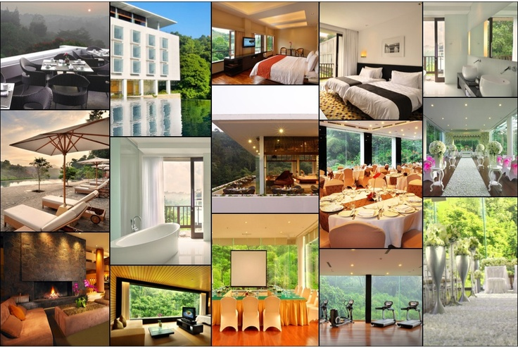 Fresh air and beautiful place, only at Padma Hotel, Bandung, West Java, Indonesia, ⭐⭐⭐⭐⭐ Hotel.